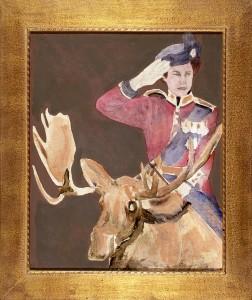 Queen on Moose 1972