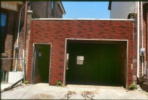 22 Grange garage July 1996