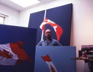 CP 3 flags studio 2GP Apr 81