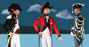 PRINCE EDWARD VISITS SIMCOE 1792
