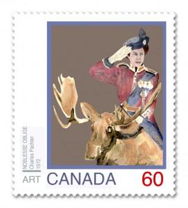 QM stamp
