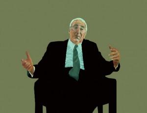 Portrait of Arthur Gelber 86